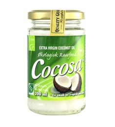 Cocosa Extra Virgin Coconut Oil- SOMA
