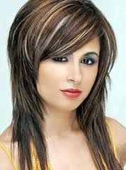 picture of bob haircuts disconnected layers razor cut hair nails 5293
