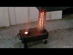 Работа печи на отработанном масле - YouTube Oil Heater, Stove Heater, Waste Oil Burner, Oil Stove, Oil Burners, Welding Projects, Concrete, Survival, Flooring