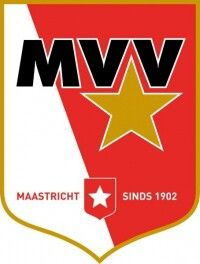 MVV Maastricht Atari Logo, Logos, Holland, Logo, A Logo