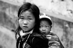 /My brother by Lacuesta-Calvo   •   In the mountains of Sapa, Vietnam