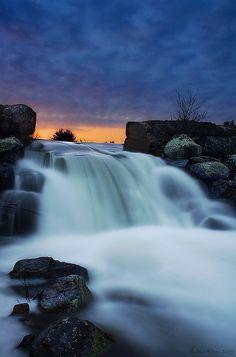 Greene's pond, Massachusetts