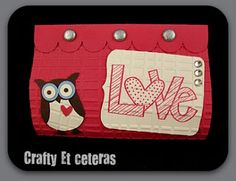OK this is cute. It took me a minute to figure it out but yea, super cute Valentine idea.