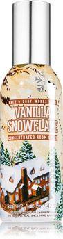 Vanilla Snowflake 1.5 oz. Room Perfume - Home Fragrance 1037181 - Bath & Body Works