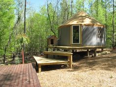 Laurel Nest Yurts