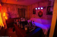 Backroom clown bar