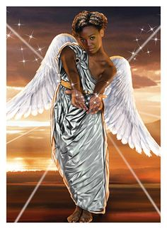 Image detail for -African American Angel