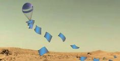 Unidentified Flying Object o Unknown Flying Object: Volantinaggio anche sui pianeti alieni: ecco l'ide...