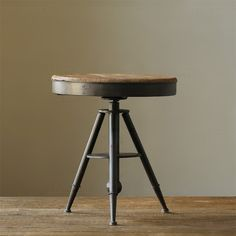 French industrial LOFT style furniture , wrought iron wood side a few corner a few small coffee table coffee table round table l