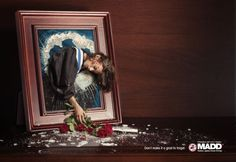 Mothers Against Drunk Driving: Grad Photo | Ads of the World™