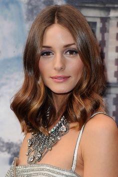 Hair Inspiration: The Long Bob ... Olivia Palermo