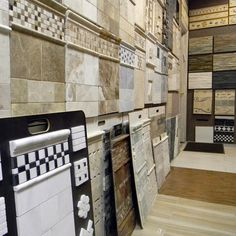 Tile Showroom NJ by Metropolitan Tile & Stone Stone Tiles, Bathroom Tile Installation, Tile Showroom, Quarry Tiles