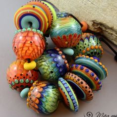 US $113.50 New without tags in Jewelry & Watches, Loose Beads, Lampwork