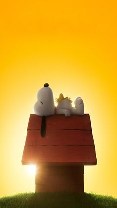 "Wallpaper for ""The Peanuts Movie"" Snoopy Love, Snoopy E Woodstock, Cute Disney Wallpaper, Cute Cartoon Wallpapers, Cool Wallpaper, Wallpaper Wallpapers, Snoopy Images, Snoopy Pictures, Peanuts Movie"