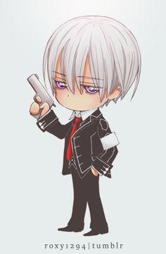 Kiryu Zero (Vampire Knight)