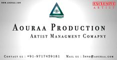 Hey, connections..... We are Delhi based event management company, offer all kind of #ArtistManagement and #WeddingPlanner services in Delhi Book us to enjoy your event or wedding freely Mail Us: info@aouraa.com Contact Us : +919717459181 Visit: http://www.aouraa.com