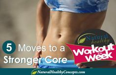 Workout Wednesday: The 5-Move Core Circuit