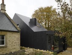 Shadow House di Jonathan Tuckey Design