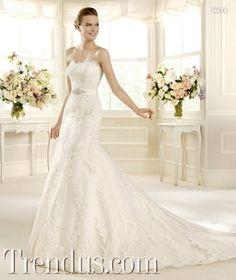 La Sposa 2013 Maya! In Love with my wedding dress = )