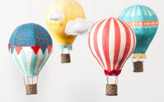 Air Balloon Fabric Panels are back!
