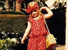 Guess Who This Polka Dot Kid Turned Into!  #celebrity #news #photos #movies #tvshows