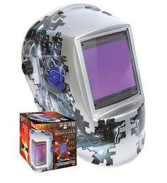 GYS Spaceview LCD Expert Welding Helmet