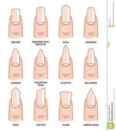 nail shape for 2016 - Bing images