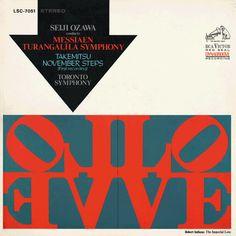 Turangalîa Symphony (RCA)