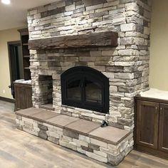 Fireplace Remodel, Backyard Ideas, Home Decor, Decoration Home, Room Decor, Yard Crashers, Home Interior Design, Garden Ideas, Home Decoration