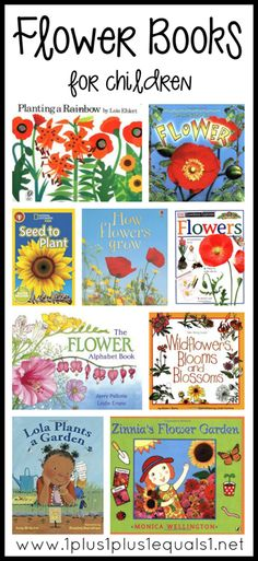 Flower Books