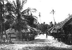 Entrada das forças portuguesas em Quionga .