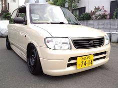 Daihatsu Mira L700 | Lowered, Slammed, Stance, JDM