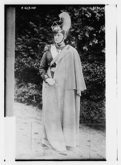 Photograph shows Alexandra Feodorovna Romanova (1872 -1918), wife of Nicholas II, Emperor of the Russia ca. 1910. (Source: Flickr Commons project, 2011) Forms part of: George Grantham Bain Collection (Library of Congress)