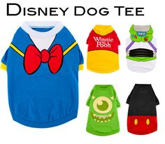 Disney Disney Halloween cosplay micky XS DONALD Docware Alice for dogs dog Mickey Donald Winnie the Pooh T shirts clothing costume clothing dog small dog size S Chihuahua pet pet guts dog were toy story Pinocchio Peter