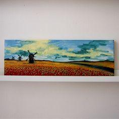 větrné mlýny smakovým polem | Ateliér B. KIOW Polo, Painting, Art, Art Background, Polos, Painting Art, Kunst, Paintings, Performing Arts