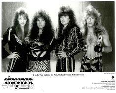 Pop Photos, Band Photos, 80s Music, Music Mix, Christian Metal, Isaiah 53 5, Michael Roberts, Rare Vinyl Records, Rock Videos