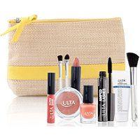 ULTA - FREE 10pc ULTA Makeup Kit with the purchase of ULTA Beauty in a Flash #ultabeauty