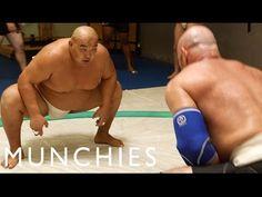 The 10,000 Calorie Sumo Wrestler Diet: FUEL - YouTube  CHANKONABE!