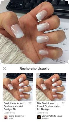 Nail Tips, Nail Ideas, Nails Design, Nail Art Designs, Nail Jewels, Paws And Claws, Art Nails, French Nails, Nail Inspo