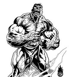 How To Draw Muscles, Fantasy Art Men, Body Drawing, Skull Tattoos, Graffiti, Powerlifting, Tee Design, Colorful Pictures, Marvel Dc