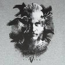 Resultado de imagem para odin vikings serie