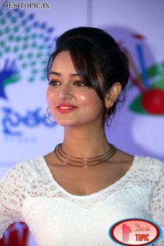 Shanvi Sexy And Unseen Stills