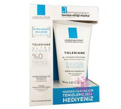 La Roche Posay Toleriane Ultra Fluide 40ml Toleriane Gel Moussant 150 ml HEDİYE