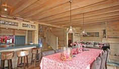 Dining - Pristine Chalet in the Centre of Combloux