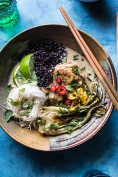 Thai Lemongrass Chicken Braised in Coconut Milk | From halfbakedharvest.com