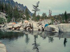 Enchantment Lakes in Washington? Can anyone confirm this?