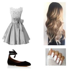 """""""💍"""" by vdggsvbhh on Polyvore featuring Mode und Tabitha Simmons"""