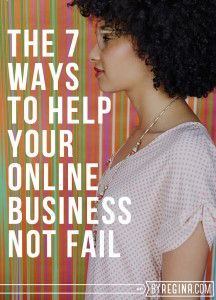 how to succeed at online business