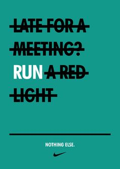 NIKE RUNNING by Babusi Nyoni, via Behance