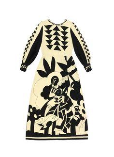 Chloé by Karl Lagerfeld Spring-Summer 1973 Style Rock, Cool Style, My Style, Karl Lagerfeld, Fashion Beauty, Fashion Tips, Fashion Design, Fashion Weeks, Fashion Fashion